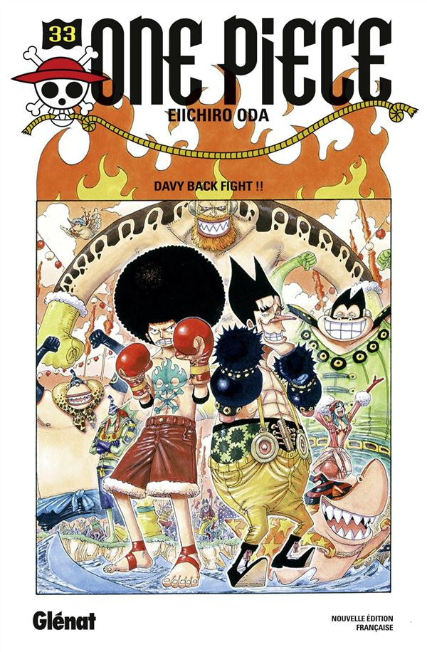 ONE PIECE - EDITION ORIGINALE - TOME 33 Oda Eiichiro Glénat